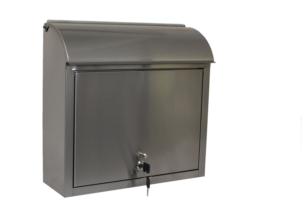 Winfield Compton Locking Wall Mount Mailbox