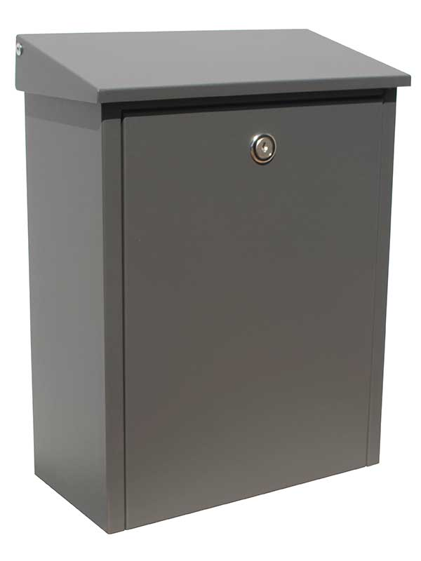 Allux 200 Locking Wall Mount Mailbox