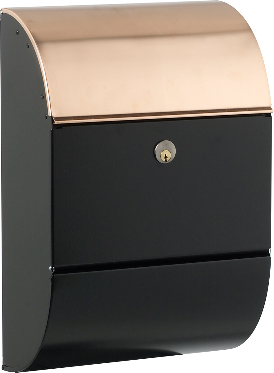 Allux 3000 Wall Mounted Locking Mailbox