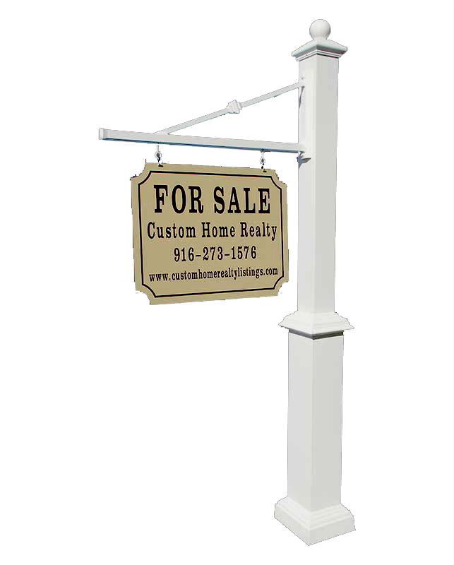 Westhaven Real Estate Sign System