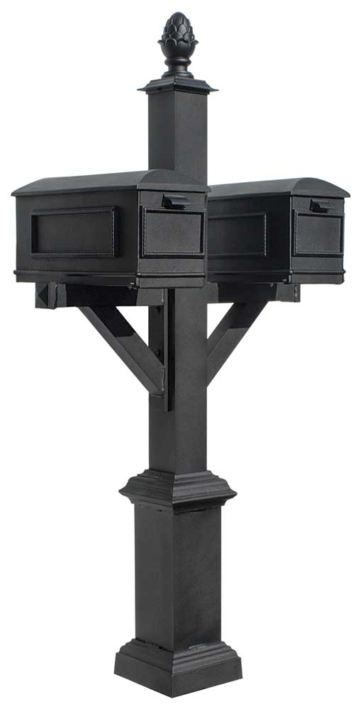 Westhaven Dual Mailbox