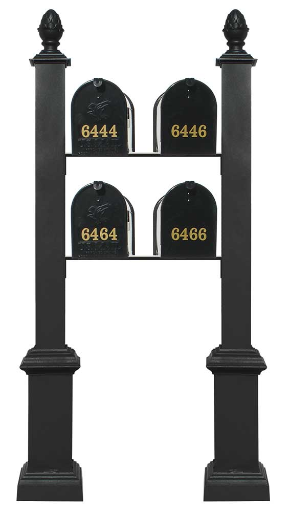 Westhaven Multi Mailbox