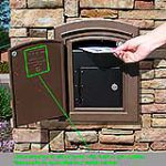 Manchester Mailbox Locking Insert