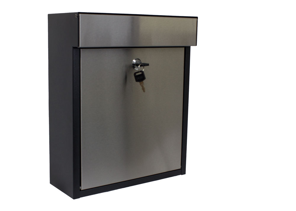Winfield Woodlake Wall Mount Locking Mailbox