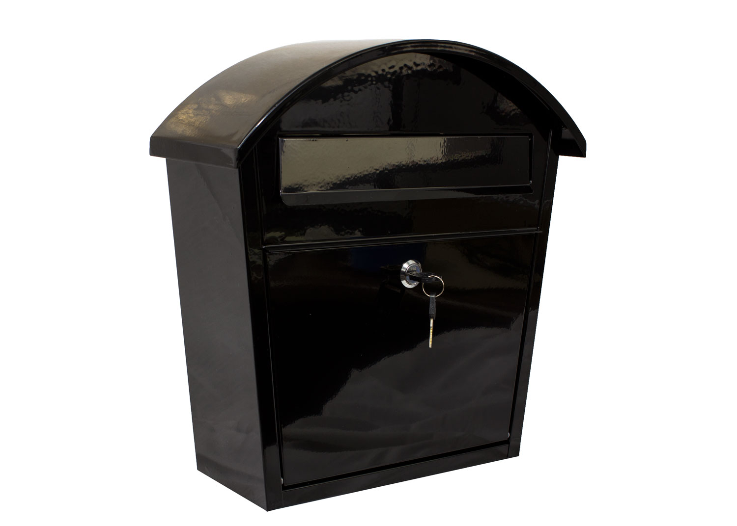 Winfield Ridgeline Wall Mounted Locking Mailbox