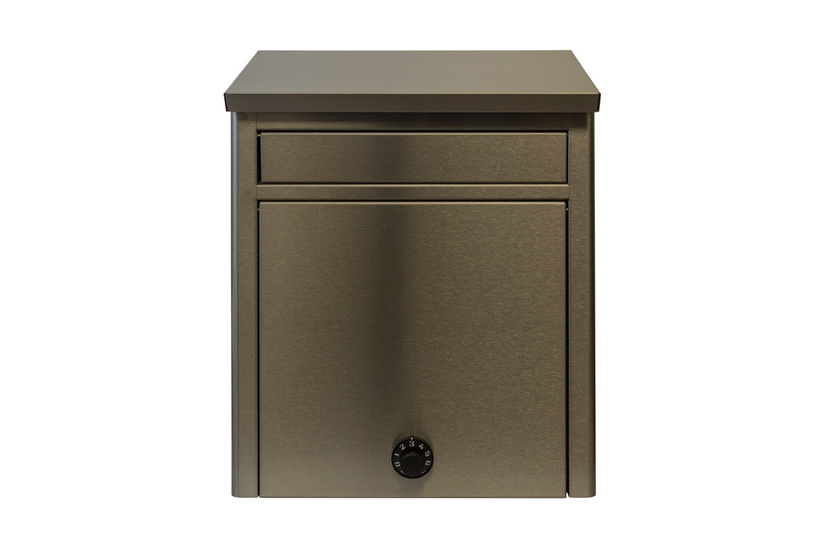 Winfield Kalos Stainless Steel Wall Mailbox