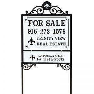 Banjo Real Estate Sign