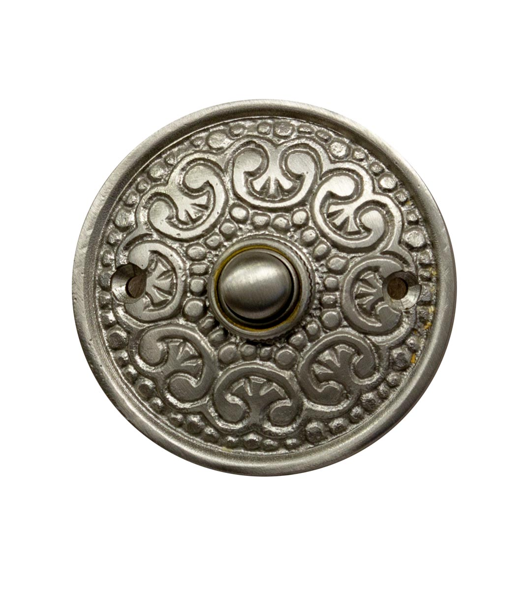 Round Ornate Doorbell
