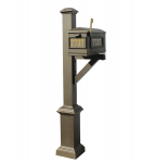 Westhaven Mailbox Side Mount