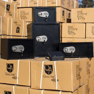 Safes & Lock Boxes
