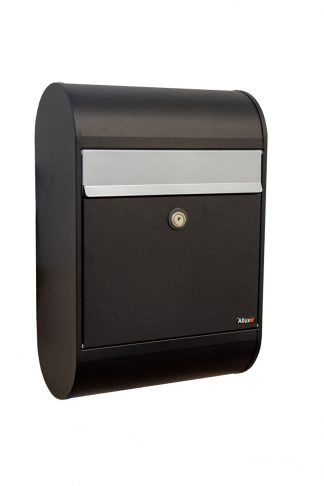 Allux 5000 wall mount mailbox