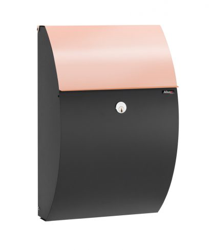 Allux 7000 Locking wall mount mailbox
