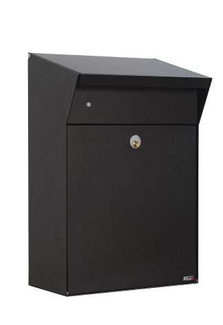 Allux Bjorn secure wall mount parcel delivery box