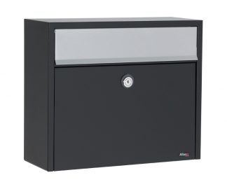 Allux LT150 Locking wall mailbox