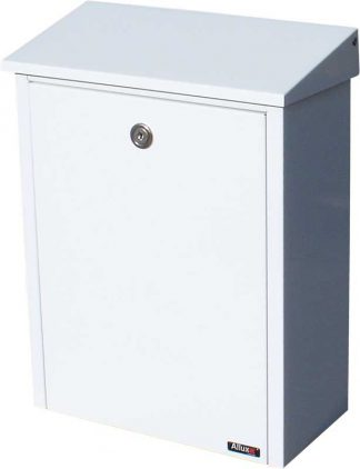 Allux 200 locking wall mailbox