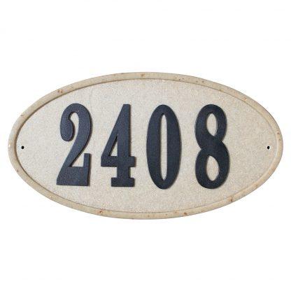 Ridgestone address plaque do it your self kit
