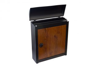Leecs Combination lock wall mount mailbox