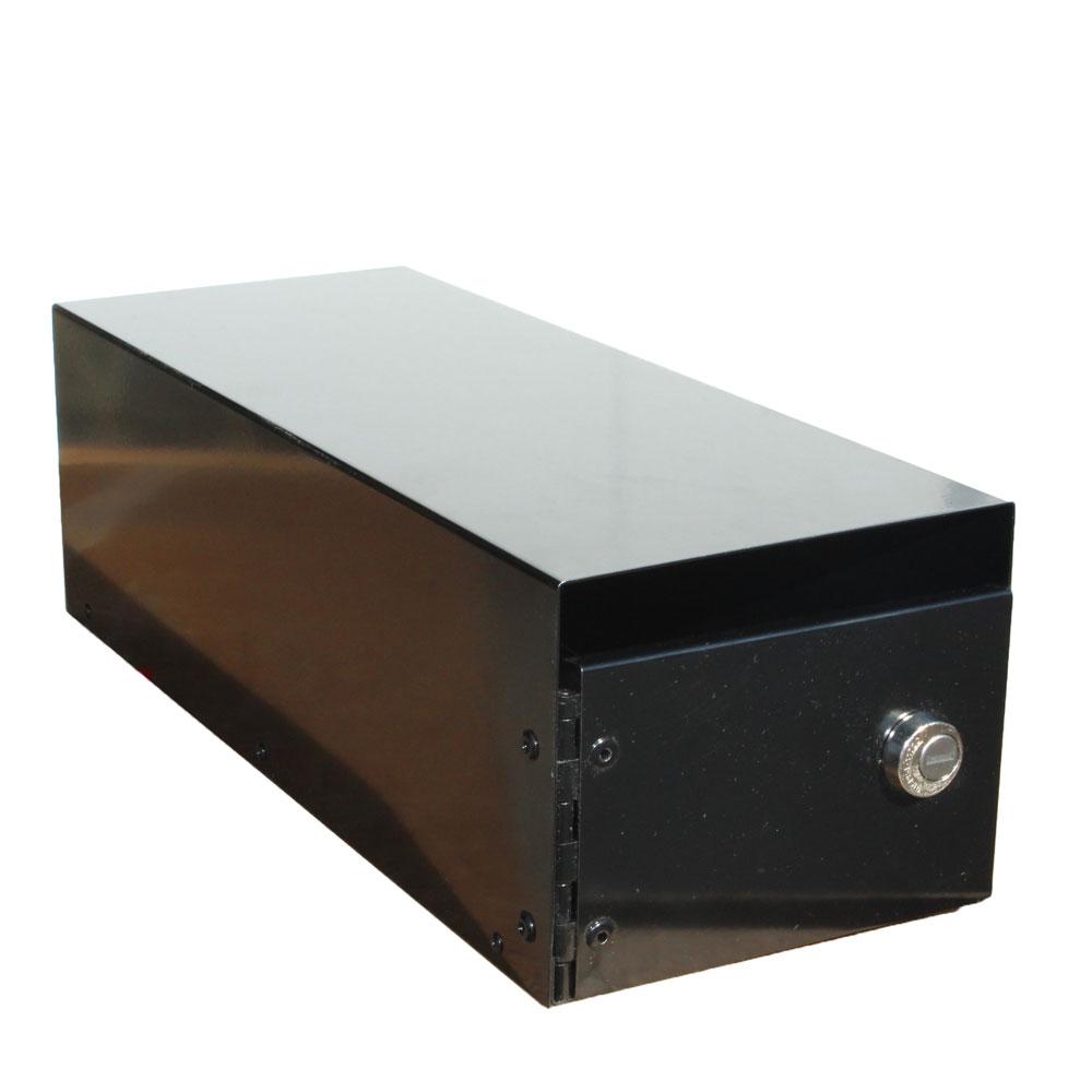 Lewiston Mailbox Locking Insert Mailbox Not Included Qualarc
